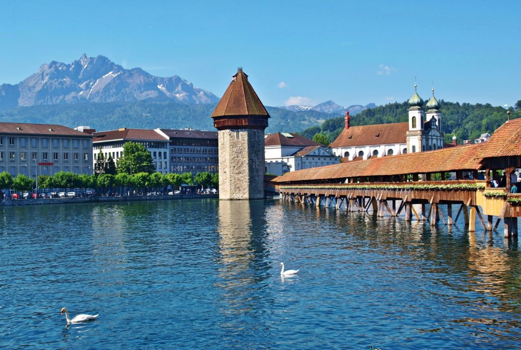 Lucerne - the most beautiful city
